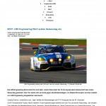 LMS Engineering fährt ersten Saisonsieg ein Sportcar info