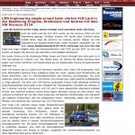 LMS Engineering siegte erneut beim vierten VLN Lauf in der Besetzung Krognes, Brinkmann und Andree m
