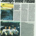 Champs ohne Finale