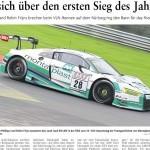 08.09.2017 VLN 6 Rhein-Zeitung