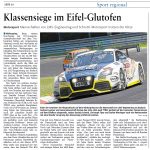 07.07.2015 Klassensieg im Eifel-Glutofen