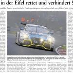 Nebel in der Eifel rettet und verhindert Sieg